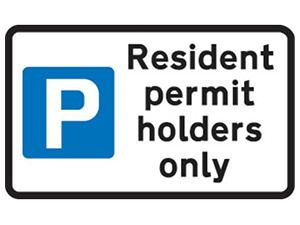 resident-permit-holders-only